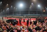Tàu bọc thép của ông Kim đã về ga Bình Nhưỡng 3h sáng ngày 5/3
