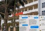 Thanh tra Sở GD&ĐT Thái Bình vào cuộc làm rõ nghi án giáo viên gạ tình học sinh