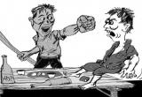 Mâu thuẫn trên bàn nhậu, 2 thanh niên dùng dao cắt cổ nhau