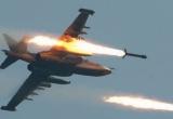 Clip - Nga dội bom, san phẳng sào huyệt của phiến quân khủng bố tại Syria