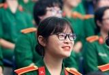 Tuyển sinh quân sự 2019: Học viện Hậu cần tuyển 6 nữ sinh viên