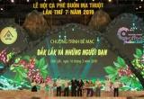 Đắk Lắk: Bế mạc Lễ hội Cà phê Buôn Ma Thuột lần thứ 7 năm 2019