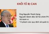 Tin nhanh: Khởi tố Nguyên giám đốc và Nguyên phó giám đốc Sở Tài chính Tp. Đà Nẵng