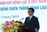Việt Nam có khoảng 124.000 người mắc lao mới