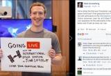 Facebook sẽ truyền hình trực tiếp từ vũ trụ