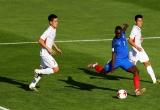 U20 Việt Nam 0 - 4 U20 Pháp: Đẳng cấp châu Âu