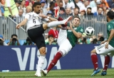 Cơn địa chấn Mexico trước nhà vô địch Đức qua ảnh