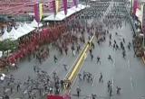 Clip khoảnh khắc máy bay không người lái 'tấn công tổng thống Venezuela'