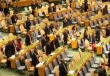Đại hội đồng Liên hợp quốc dành một phút mặc niệm Chủ tịch nước Trần Đại Quang