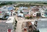 Hải Phòng phong tỏa khu đô thị trái phép trên đất quốc phòng