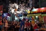 Người Sài Gòn rạng rỡ đón năm mới 2019