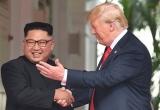 Tối mai, Tổng thống Trump sẽ có cuộc gặp kín ban đầu với Chủ tịch Kim