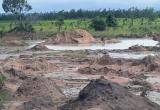 """Đắk Lắk: Yêu cầu báo cáo về nạn """"cát tặc"""" hoành hành tại xã Ea Hleo"""