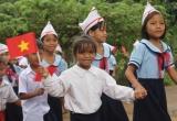 Học sinh các tỉnh Tây Nguyên nô nức trong ngày tựu trường