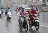 Dự báo thời tiết ngày 26/10: Cả nước 'hứng mưa'