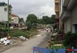 Đường ven sông Lừ 'biến' thành con đường rác thải