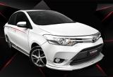 Toyota Vios TRD 2017 có giá bán 644 triệu đồng
