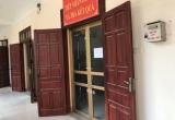 """Thị xã Sơn Tây: UBND phường Phú Thịnh trong giờ làm việc phòng một cửa """"vắng tanh"""""""