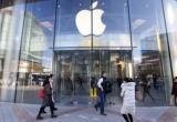 Hạ dự báo doanh thu, cổ phiếu Apple lao dốc mạnh