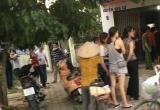 Nam Định: Chồng sát hại vợ 'hờ' đang mang bầu 3 tháng