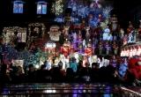 Chùm ảnh thế giới rực rỡ trong đêm Giáng sinh