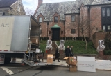 Gia đình Obama 'rục rịch' dọn đồ khỏi Nhà Trắng