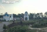 Quận Hoàng Mai ráo riết yêu cầu phường Yên Sở xử lý phim trường không phép