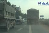 Xe trọng tải lớn 'vượt mặt' chốt CSGT ở Bắc Giang, Chủ tịch UBND tỉnh giao Công an xử lý