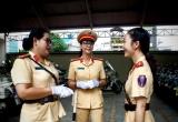 Những 'bóng hồng' trong lực lượng dẫn đoàn TPHCM dịp APEC