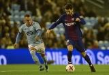 Barca bị Celta Vigo cầm hòa ở Cúp nhà Vua