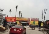 Nhà hàng H&T xây dựng trái phép trên đất dự án, UBND phường Yên Hòa nói... không biết?