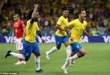 Brazil 1-1 Thụy Sĩ: Nỗi đau của những vũ công
