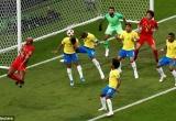 Brazil 1-2 Bỉ: Neymar theo chân đàn anh Ronaldo, Messi về nước