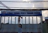Dự án chung cư PCC1 Thanh Xuân bị xử phạt 25 triệu đồng vì thi công gây lún, nứt nhà dân