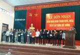Hậu Lộc (Thanh Hóa): Tổ chức lễ đón nhận quân nhân hoàn thành nghĩa vụ