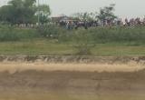 Phát hiện thi thể nam thanh niên trôi trên sông