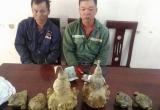 Bắt giữ hai đối tượng mang đồ cổ dởm lên miền núi Nghệ An lừa bán với giá cao