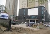Chung cư tiền tỷ tại Hà Nội nứt hầm, xây dựng sai phép?