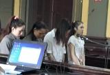 Giảm án cho các bị cáo trong đường dây bán dâm ngàn đô