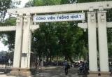 Hà Nội: Khuất tất trong hoạt động kinh doanh tại Công viên Thống Nhất?