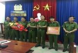 Đà Nẵng: 'Thưởng nóng' chuyên án phá hàng loạt vụ cướp giật