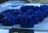 Sơn La: Bắt 5 đối tượng vận chuyển ma túy tổng hợp có vũ trang
