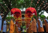 Chùm ảnh tại Đại hội Phật giáo toàn quốc lần VIII