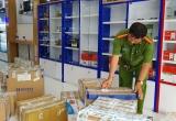 Cần Thơ: Tạm giữ 17 thùng hàng không rõ nguồn gốc