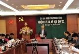 Đề nghị kỷ luật nguyên Bí thư tỉnh Quảng Nam Lê Phước Thanh