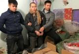 Bắt đối tượng vận chuyển gần 3 tạ pháo nổ từ Trung Quốc