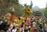 Nâng cao ý thức trong mùa lễ hội để được dập dìu đi hội đầu Xuân…