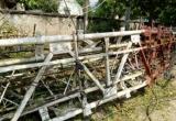 Thanh Hóa: Lốc xoáy quật đổ cột viễn thông cao 65m, mất điện trên diện rộng