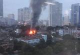 Thông tin mới nhất vụ hỏa hoạn kinh hoàng tại Đê La Thành