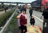 Xe tải tông đoàn người đi viếng đám ma, ít nhất 9 người thiệt mạng